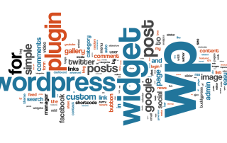wordpress tag cloud 2