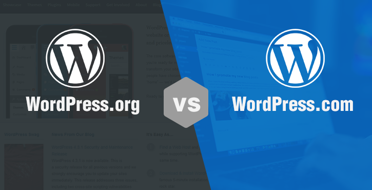 WordPress.com or WordPress.org?